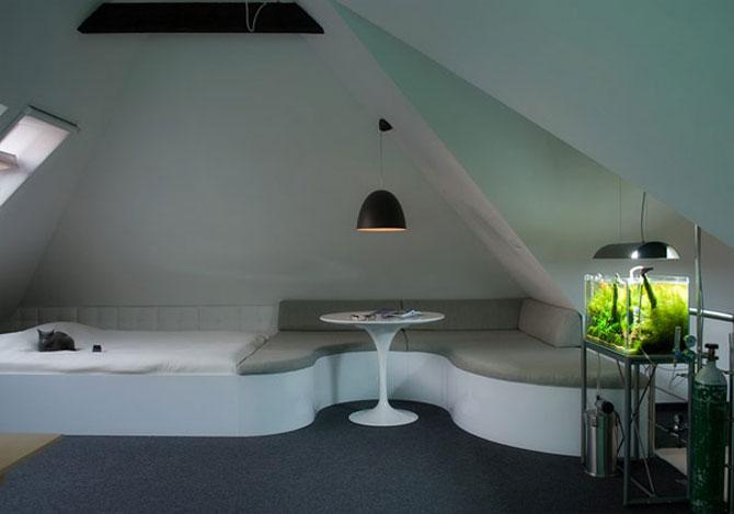 Apartamentul iubitorului de acvarii - Poza 1