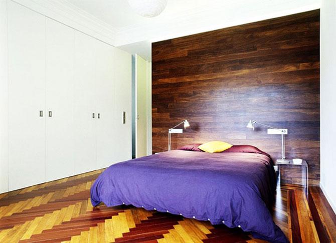 Apartament imbracat in caldura lemnului - Poza 9