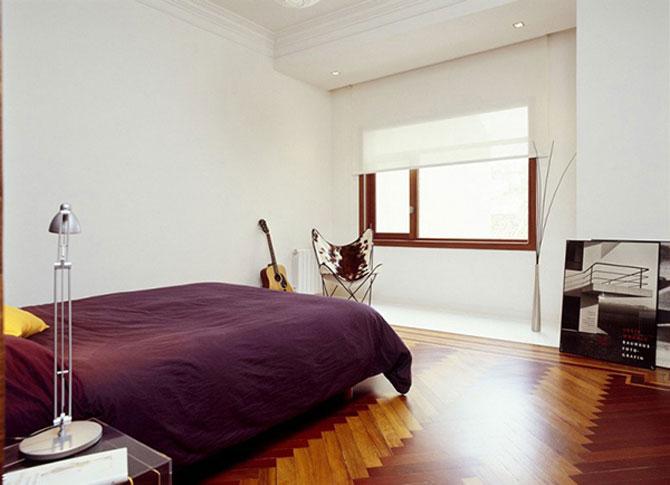 Apartament imbracat in caldura lemnului - Poza 10