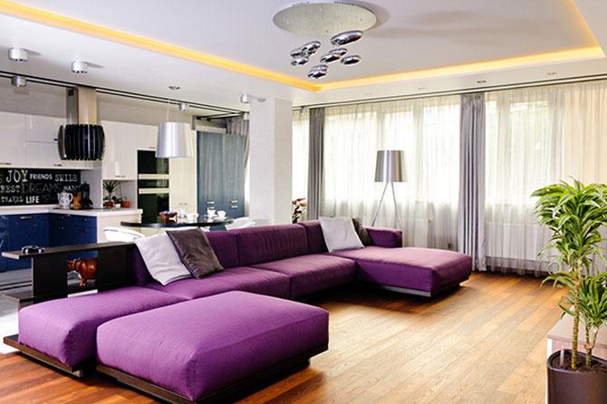 Apartament multicolor la Odessa - Poza 1