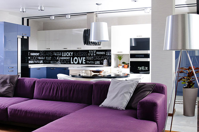Apartament multicolor la Odessa - Poza 2