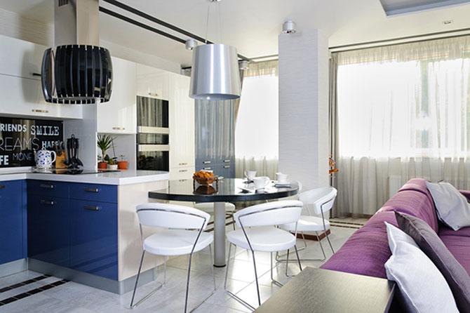 Apartament multicolor la Odessa - Poza 4