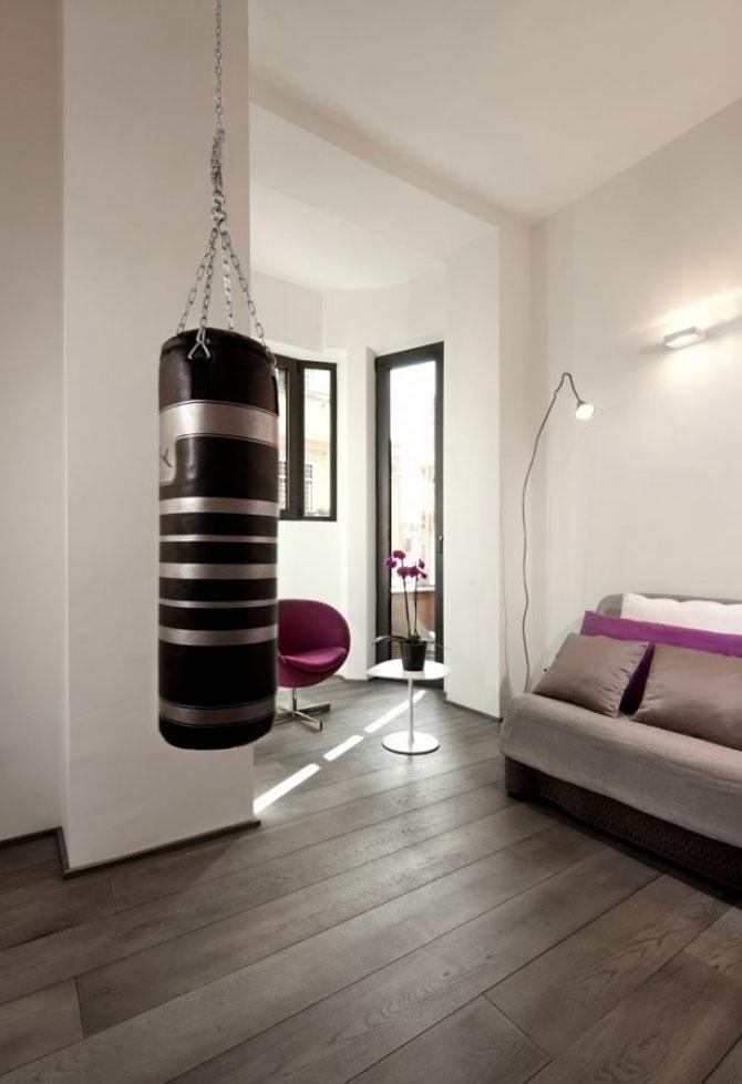 Calcaiul minimalist al lui Ahile la Roma - Poza 14