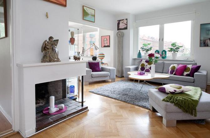 Patru camere cu personalitate in Goteborg - Poza 2