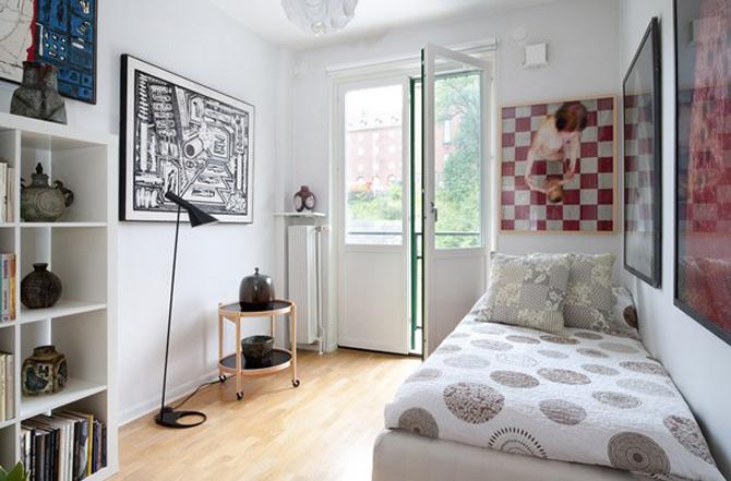 Patru camere cu personalitate in Goteborg - Poza 10