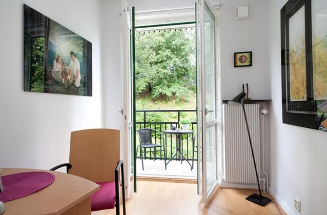 Patru camere cu personalitate in Goteborg - Poza 11