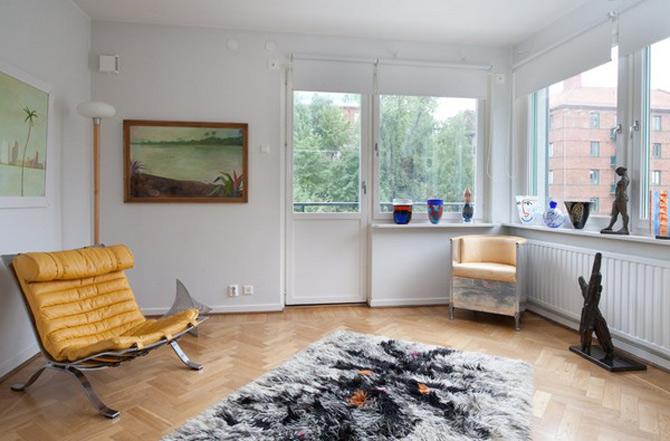 Patru camere cu personalitate in Goteborg - Poza 12