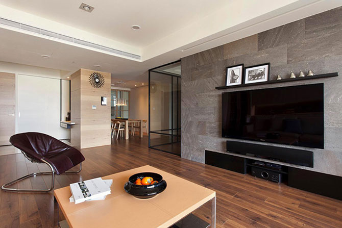 Apartamentul cu un perete mobil - Poza 4