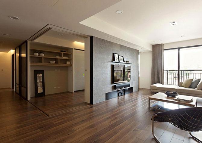 Apartamentul cu un perete mobil - Poza 5