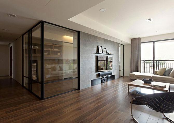 Apartamentul cu un perete mobil - Poza 7