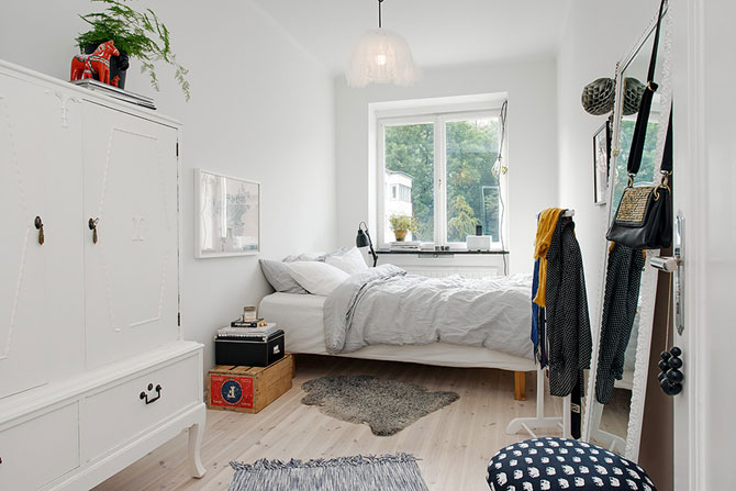Apartament renovat cu personalitate la Gothenburg, in Suedia - Poza 9