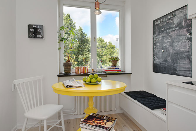 Apartament renovat cu personalitate la Gothenburg, in Suedia - Poza 11