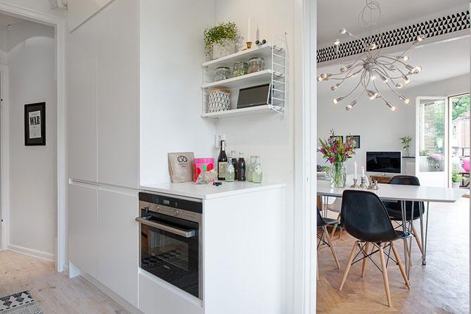 Apartament renovat cu personalitate la Gothenburg, in Suedia - Poza 13