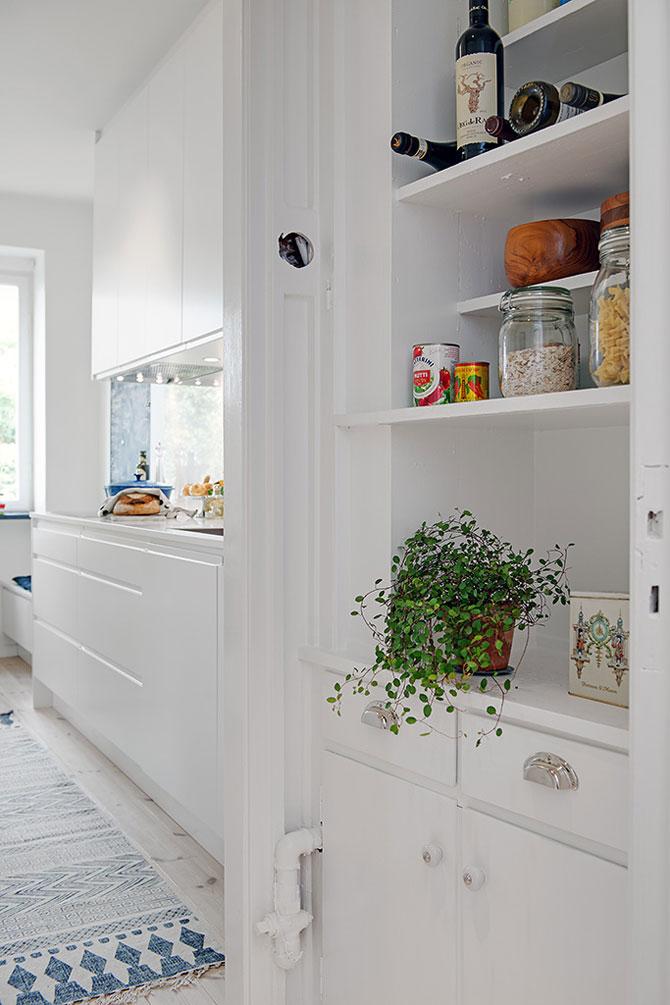 Apartament renovat cu personalitate la Gothenburg, in Suedia - Poza 14