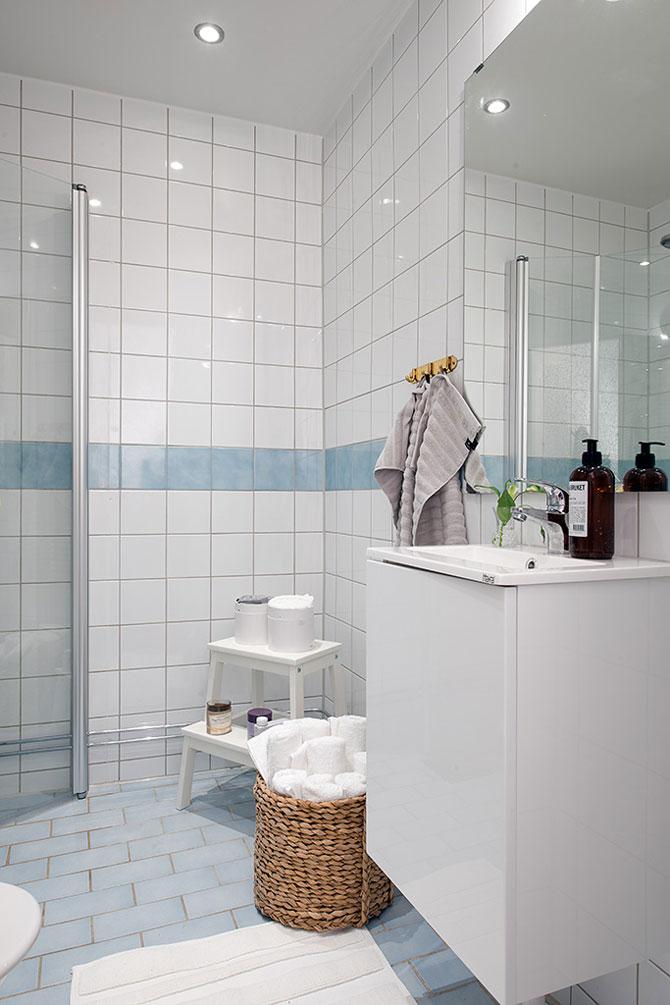 Apartament renovat cu personalitate la Gothenburg, in Suedia - Poza 15