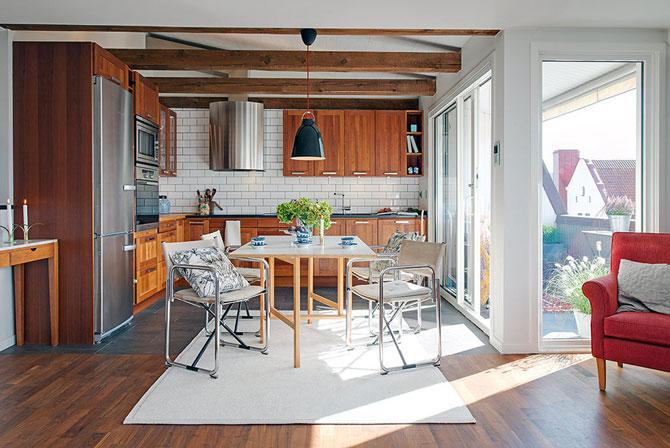 Apartament rustic la Gothenburg, Suedia - Poza 3