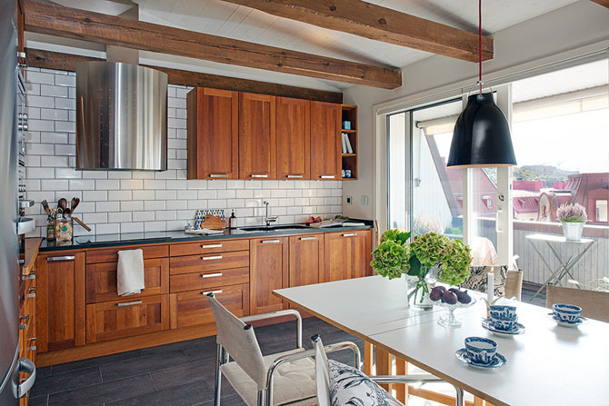 Apartament rustic la Gothenburg, Suedia - Poza 4