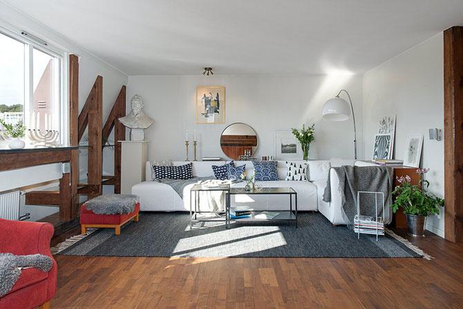 Apartament rustic la Gothenburg, Suedia - Poza 5