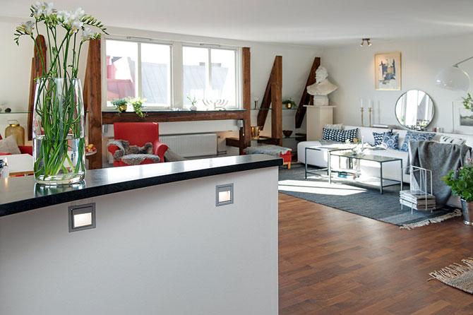 Apartament rustic la Gothenburg, Suedia - Poza 7
