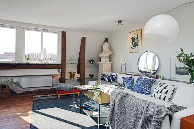Apartament rustic la Gothenburg, Suedia - Poza 8