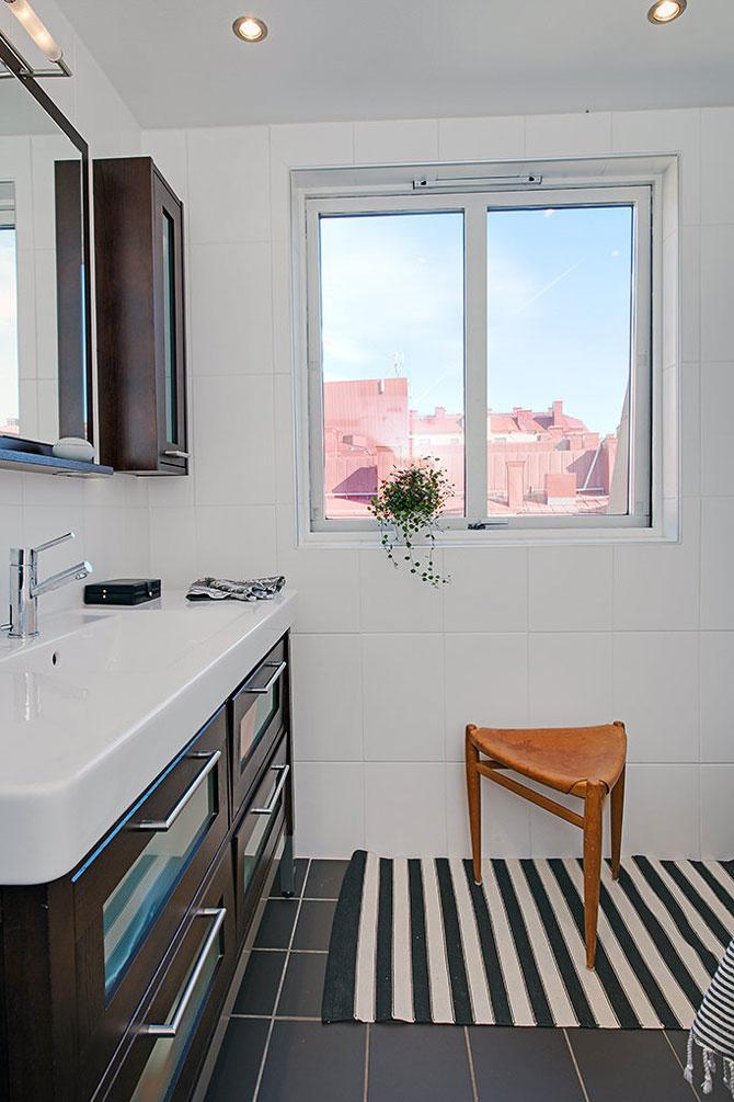 Apartament rustic la Gothenburg, Suedia - Poza 12