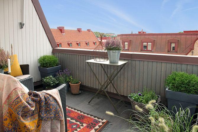 Apartament rustic la Gothenburg, Suedia - Poza 13