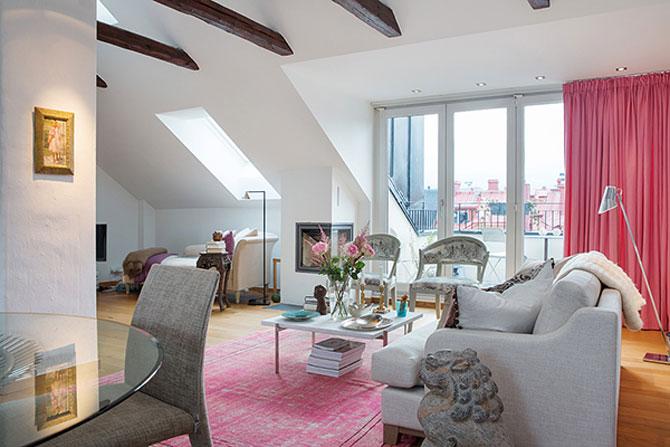 Trei camere boeme la Stockholm