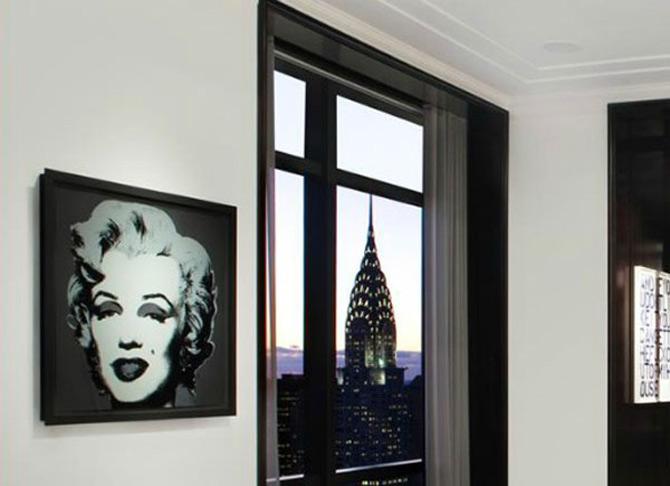 La etajul 77 cu Trump, Marilyn si Warhol - Poza 6