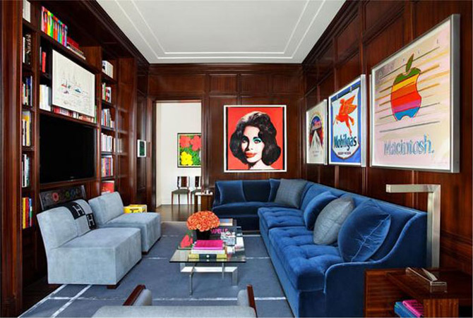 La etajul 77 cu Trump, Marilyn si Warhol - Poza 10