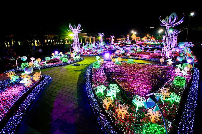 Lotusi cu doua milioane de petale din Thailanda - Poza 4