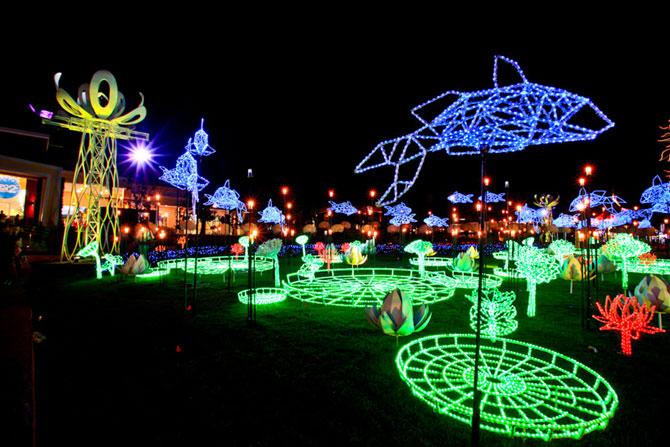 Lotusi cu doua milioane de petale din Thailanda - Poza 7