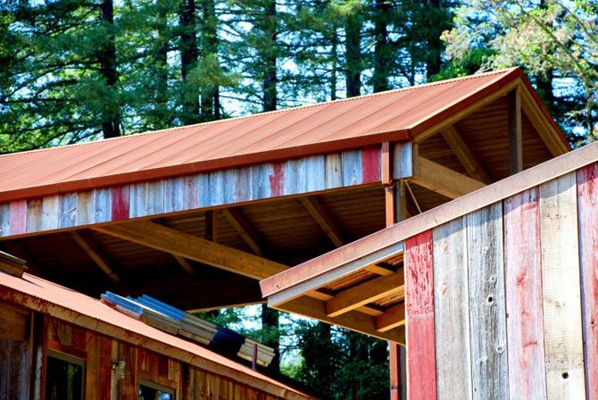 Sic, Rustic, Modern – Casa Aptos, California - Poza 3