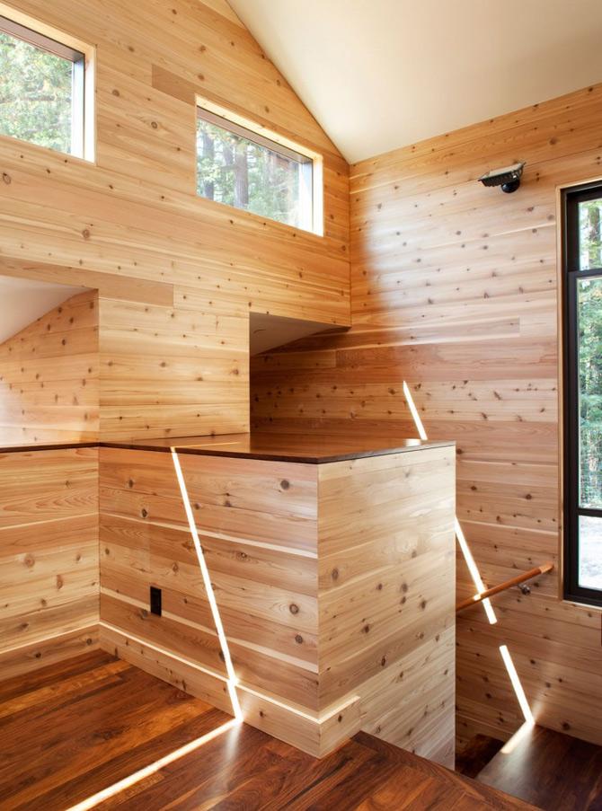 Sic, Rustic, Modern – Casa Aptos, California - Poza 13