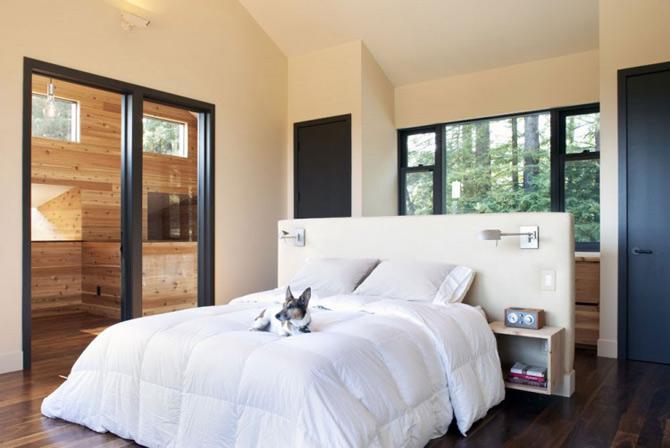 Sic, Rustic, Modern – Casa Aptos, California - Poza 14