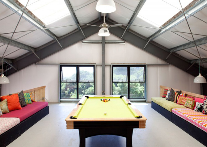 Sic, Rustic, Modern – Casa Aptos, California - Poza 19