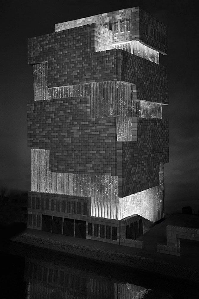 Arhitectura din turta dulce si ciocolata - Poza 5