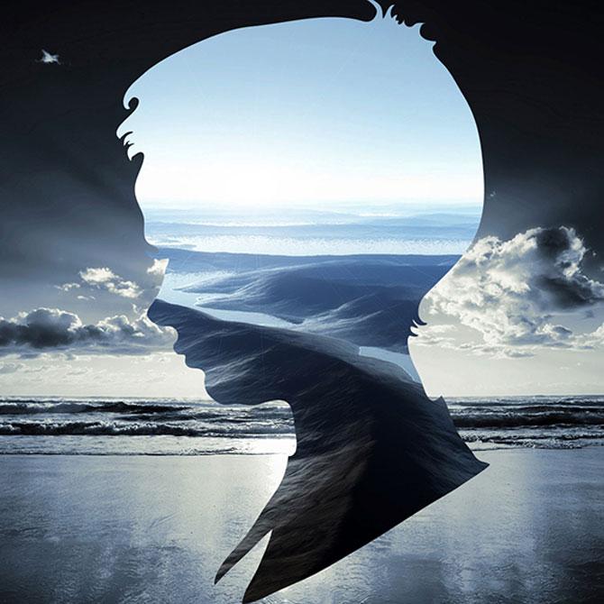 Siluete, peisaje, portrete, colaje, de Aritz Bermudez - Poza 1