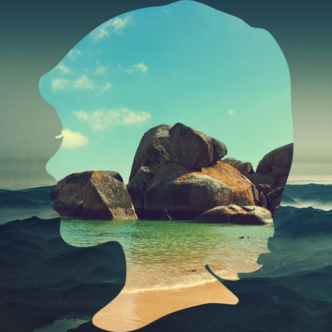 Siluete, peisaje, portrete, colaje, de Aritz Bermudez - Poza 4