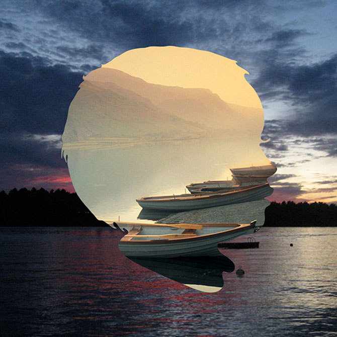 Siluete, peisaje, portrete, colaje, de Aritz Bermudez - Poza 6
