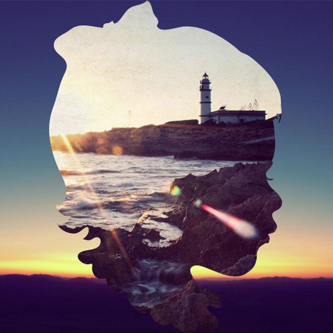 Siluete, peisaje, portrete, colaje, de Aritz Bermudez - Poza 7