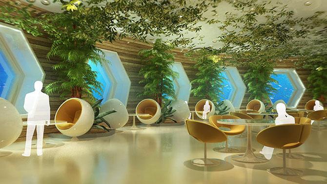 Hotelul plutitor Ark Hotel, de Remistudio - Poza 6