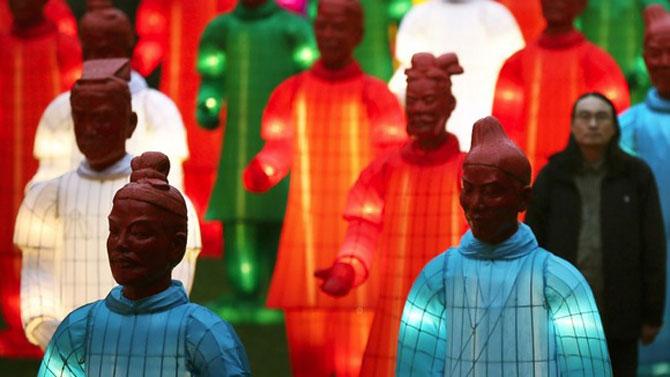 Anul Nou Chinezesc, cu o armata de lampioane - Poza 4