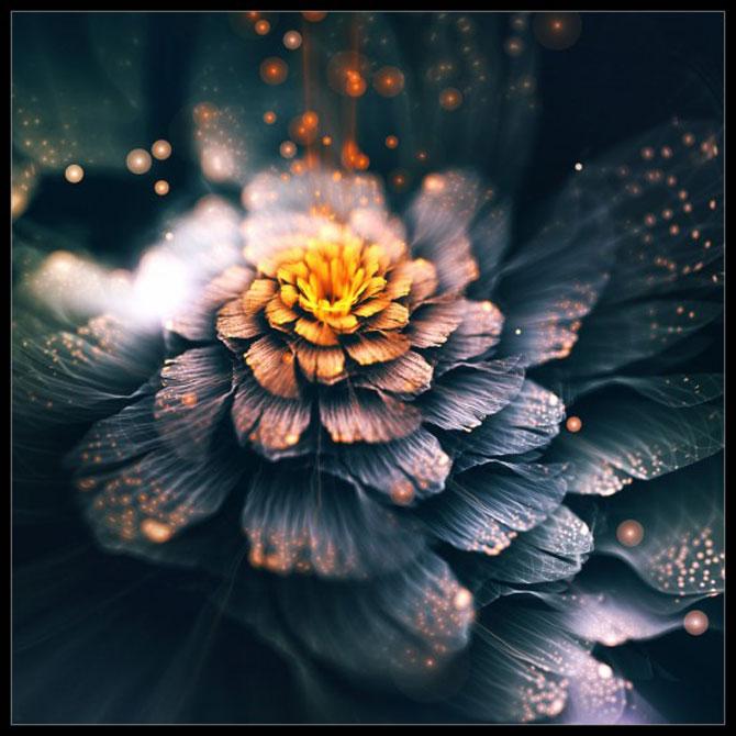 Arabescuri, flori, Photoshop: Chiara Biancheri - Poza 5