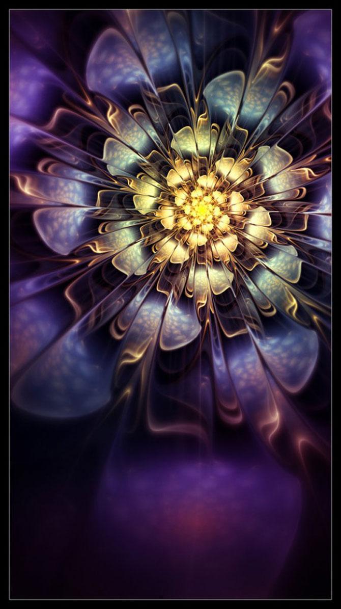 Arabescuri, flori, Photoshop: Chiara Biancheri - Poza 9
