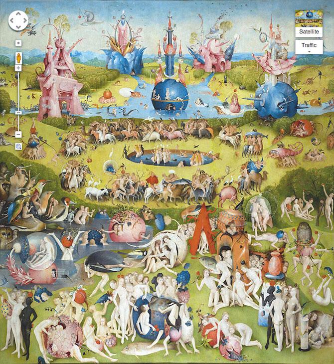 Picturi clasice cu emoticoane de pe net - Poza 10