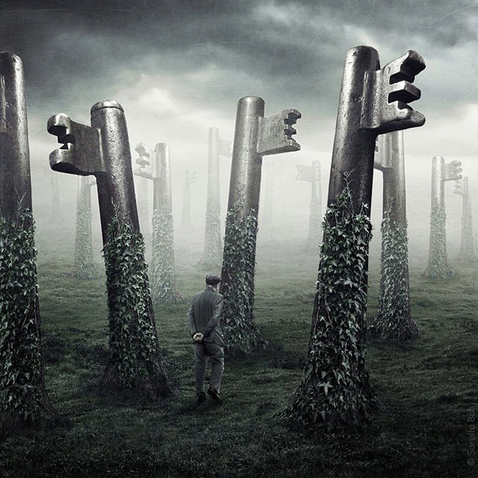'Dada Reloaded' in foto-colajele Saroltei Ban - Poza 20