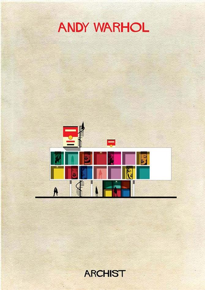 Schite in stilul celor mai celebri artisti, de Federico Babini - Poza 5