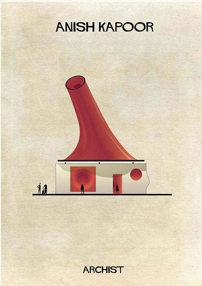 Schite in stilul celor mai celebri artisti, de Federico Babini - Poza 9