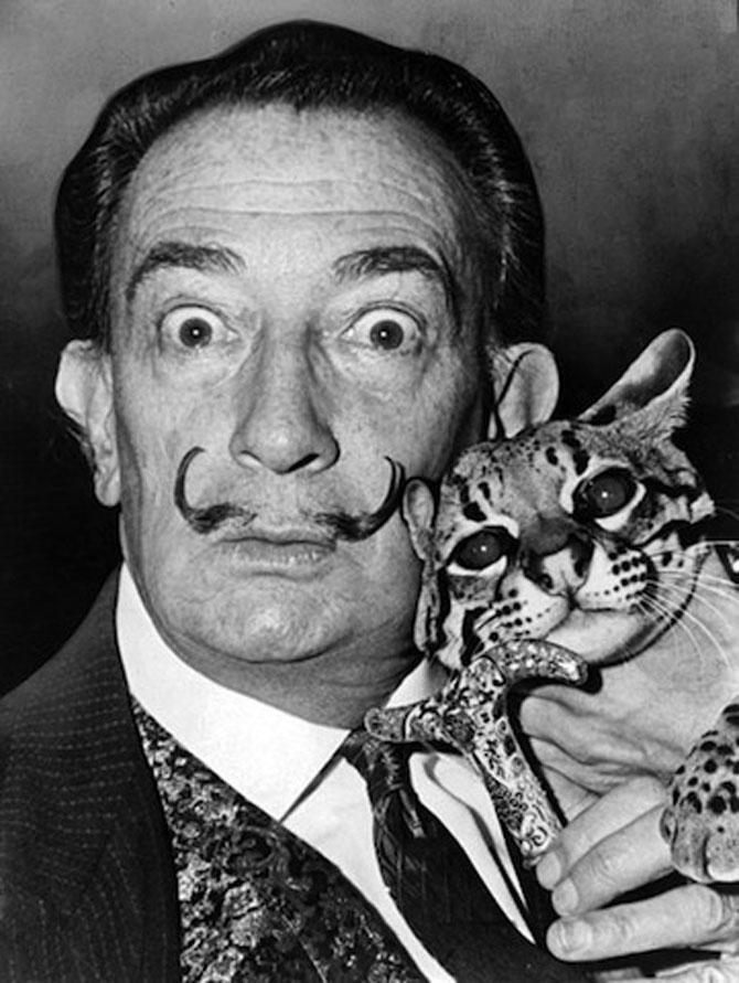 10 artisti celebri cu pisicile lor - Poza 1