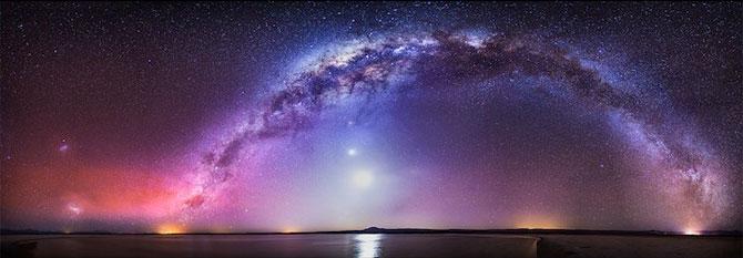 Frumusetea spatiului cosmic, de